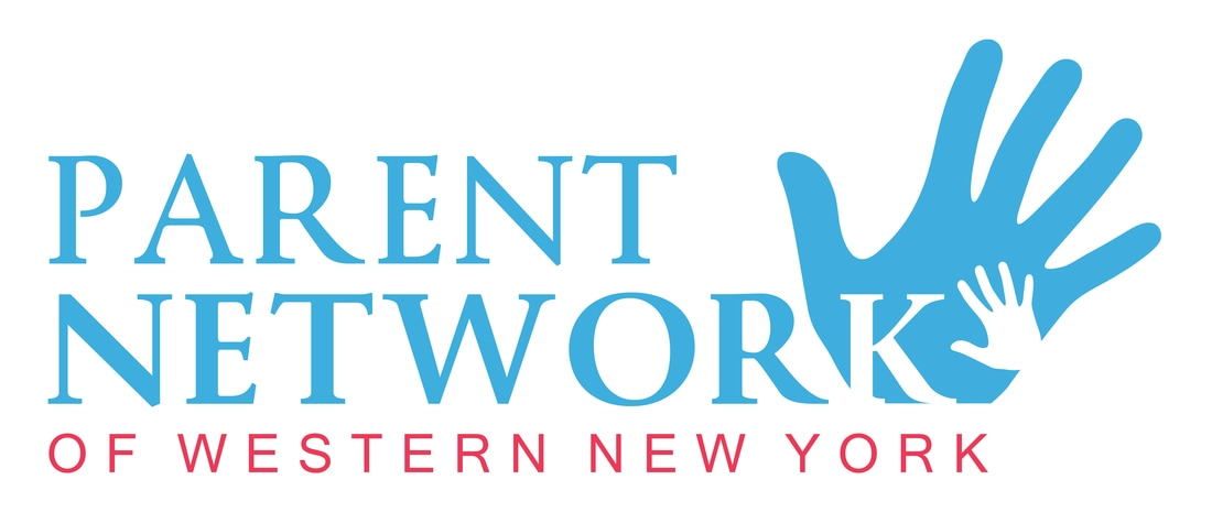 parent network of western ny logo